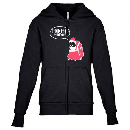 Brand New Game Of Thrones Hodor Inspired Youth Zipper Hoodie Designed By Nugraha