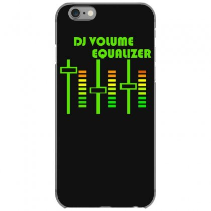 Dj Volume,funny Iphone 6/6s Case Designed By Nugraha