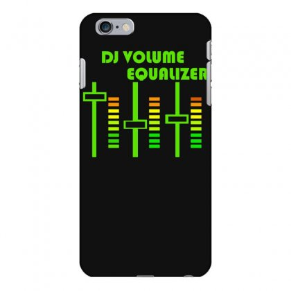 Dj Volume,funny Iphone 6 Plus/6s Plus Case Designed By Nugraha