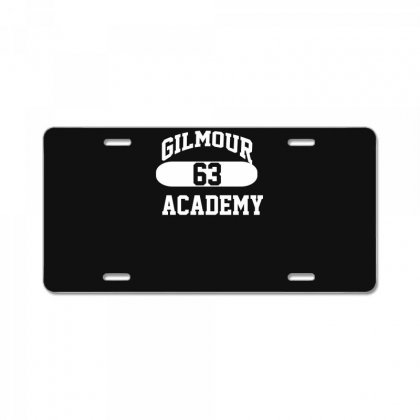 Gilmour Academy   As Worn By Dave   Pink Floyd   Mens Music License Plate Designed By Nugraha