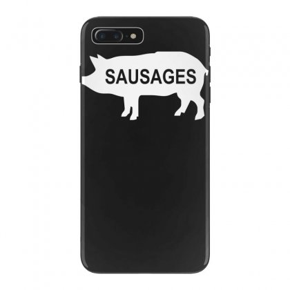 Pig Sausages Funny Iphone 7 Plus Case Designed By Nugraha