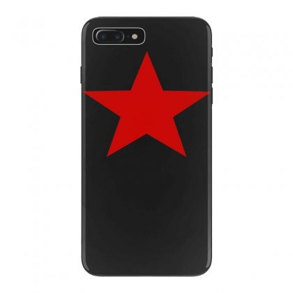 Red Star Army Iphone 7 Plus Case Designed By Nugraha