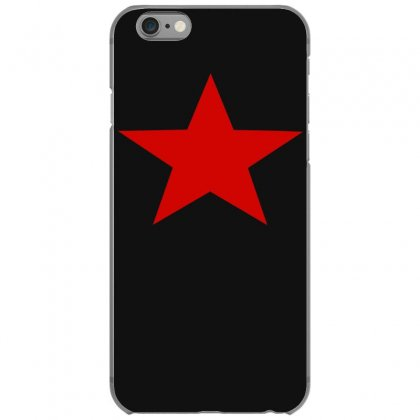 Red Star Army Iphone 6/6s Case Designed By Nugraha