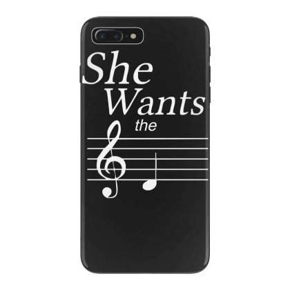 She Wants The D Black Iphone 7 Plus Case Designed By Nugraha