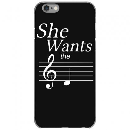 She Wants The D Black Iphone 6/6s Case Designed By Nugraha