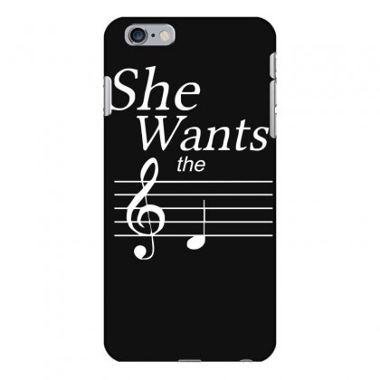 She Wants The D Black Iphone 6 Plus/6s Plus Case Designed By Nugraha