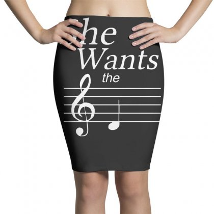 She Wants The D Black Pencil Skirts Designed By Nugraha