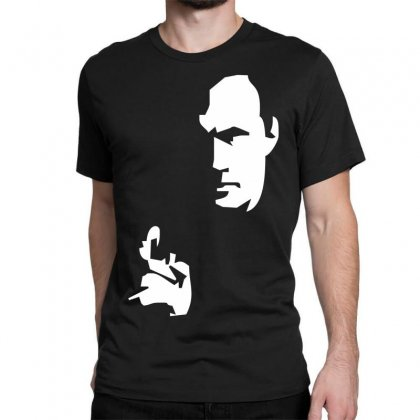 Steven Seagal   High Quality Classic T-shirt Designed By Nugraha