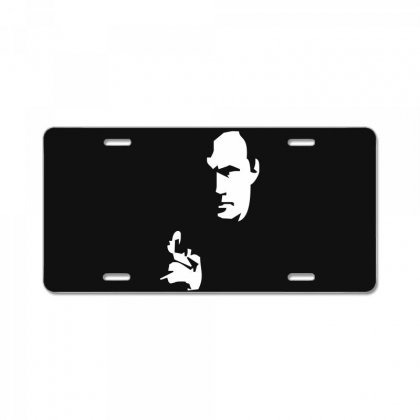 Steven Seagal   High Quality License Plate Designed By Nugraha