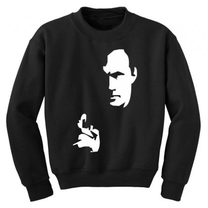 Steven Seagal   High Quality Youth Sweatshirt Designed By Nugraha