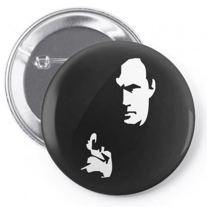 Steven Seagal   High Quality Pin-back Button Designed By Nugraha