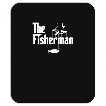 The Fisherman Mousepad Designed By Nugraha