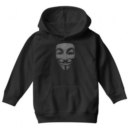 V For Vendetta Mask Guy Fawkes Cool Girls Womens Cotton T Shirt Dw01 Youth Hoodie Designed By Nugraha