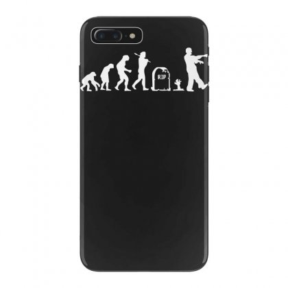 Zombie Evolution Iphone 7 Plus Case Designed By Nugraha