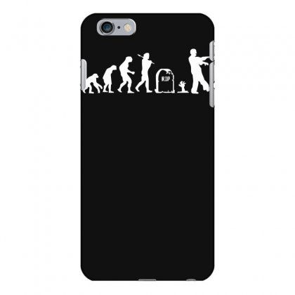 Zombie Evolution Iphone 6 Plus/6s Plus Case Designed By Nugraha