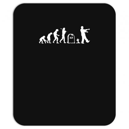 Zombie Evolution Mousepad Designed By Nugraha