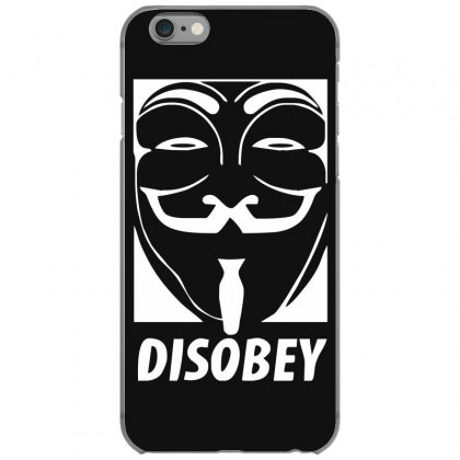 Disobey Anonymous Anon Vendetta Iphone 6/6s Case Designed By Nugraha