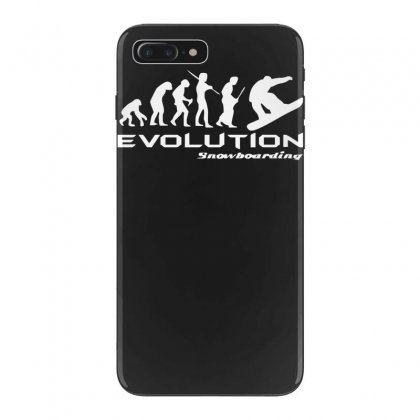 Evolution Of Snowboarding Funny Iphone 7 Plus Case Designed By Nugraha