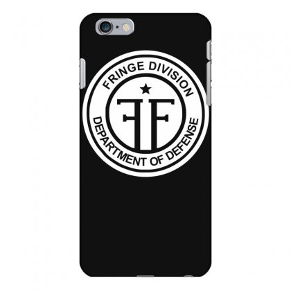 Fringe Division Iphone 6 Plus/6s Plus Case Designed By Nugraha