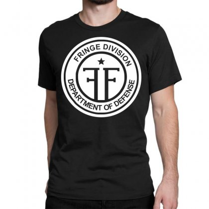 Fringe Division Classic T-shirt Designed By Nugraha
