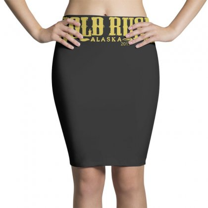 Gold Rush Alaska Pencil Skirts Designed By Nugraha