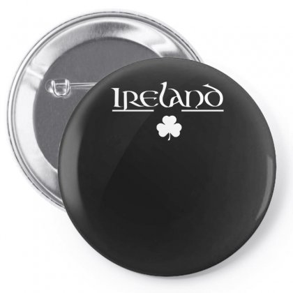 Ireland Pin-back Button Designed By Nugraha