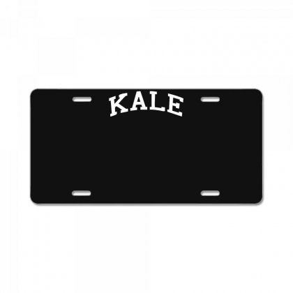 Kale Beyonce Flowless Gym Funny Gift Fashion Music Tee Top Unisex License Plate Designed By Nugraha