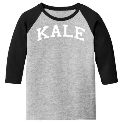Kale Beyonce Flowless Gym Funny Gift Fashion Music Tee Top Unisex Youth 3/4 Sleeve Designed By Nugraha