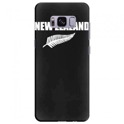 New Zealand Samsung Galaxy S8 Plus Case Designed By Nugraha