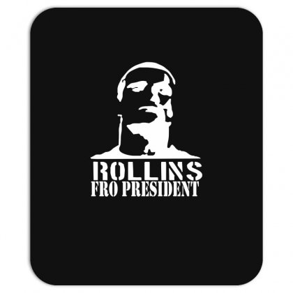 Rollins For President Mousepad Designed By Nugraha