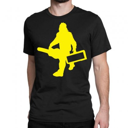 Sasquatch Guitar Gear  Funny Bigfoot Yeti Comic Monster Retro Classic T-shirt Designed By Nugraha