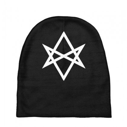 Thelema Sign Baby Beanies Designed By Nugraha