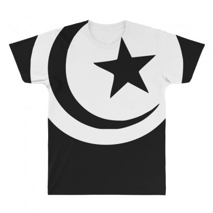 Tunisia International Support Your Country  Sport Flag Sport All Over Men's T-shirt Designed By Nugraha