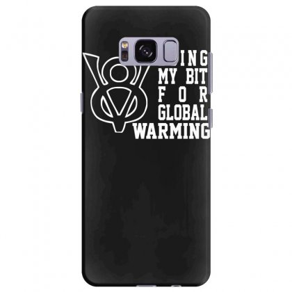 V8 Global Warming Funny Environment Top Gear Clarkson Cars Rev Samsung Galaxy S8 Plus Case Designed By Nugraha
