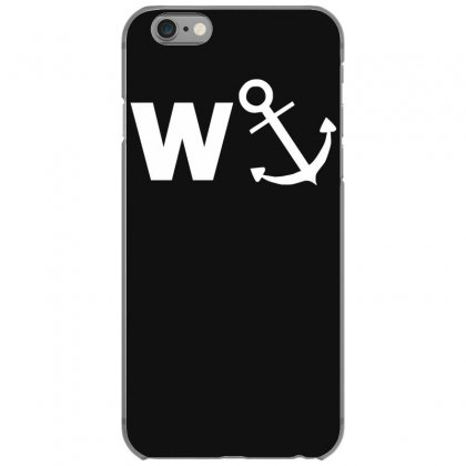 W Anchor Funny Pub Joke Iphone 6/6s Case Designed By Nugraha