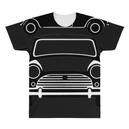 Classic Mini, Ideal Birthday Gift Or Birthday Present All Over Men's T-shirt Designed By Nugraha