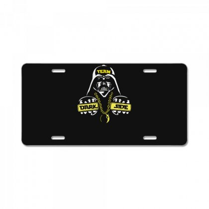 Dark Side  At Loiter License Plate Designed By Nugraha