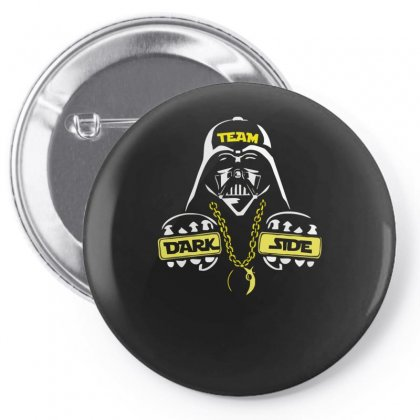 Dark Side  At Loiter Pin-back Button Designed By Nugraha