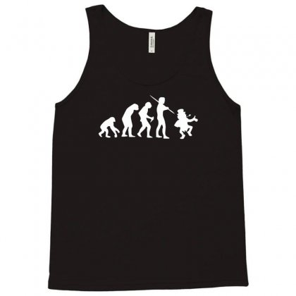 Evolution Of Leprechaun Funny Irish Ireland St Patricks Day Us Tank Top Designed By Nugraha