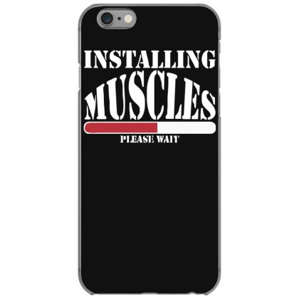 Funny Installing Muscles, Ideal Gift, Birthday Present Iphone 6/6s Case Designed By Nugraha