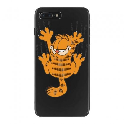 Garfield Scratching, Ideal Gift Or Birthday Present Funny Iphone 7 Plus Case Designed By Nugraha