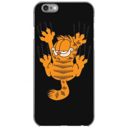 Garfield Scratching, Ideal Gift Or Birthday Present Funny Iphone 6/6s Case Designed By Nugraha