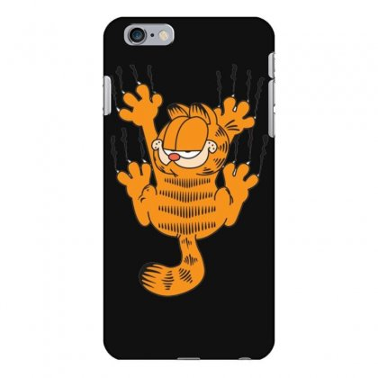 Garfield Scratching, Ideal Gift Or Birthday Present Funny Iphone 6 Plus/6s Plus Case Designed By Nugraha
