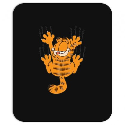 Garfield Scratching, Ideal Gift Or Birthday Present Funny Mousepad Designed By Nugraha