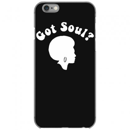 Got Soul Funny Retro Funk Disco Afro 70s Boogie Soul New York Iphone 6/6s Case Designed By Nugraha