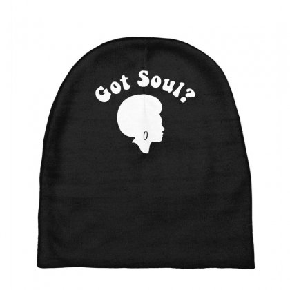 Got Soul Funny Retro Funk Disco Afro 70s Boogie Soul New York Baby Beanies Designed By Nugraha