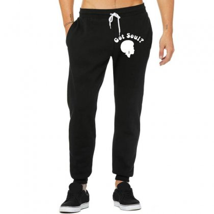 Got Soul Funny Retro Funk Disco Afro 70s Boogie Soul New York Unisex Jogger Designed By Nugraha