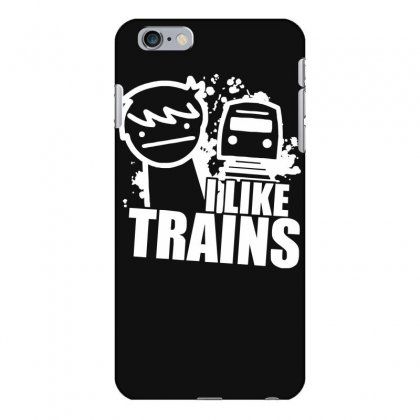 I Like Trains Iphone 6 Plus/6s Plus Case Designed By Nugraha