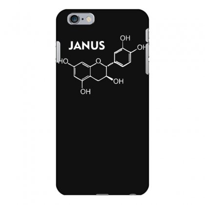 Janus Molecule Funny Retro Tv Utopia Fashion Science Series Iphone 6 Plus/6s Plus Case Designed By Nugraha