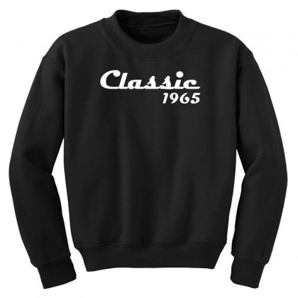 Made In 1965classic Mens 50th Birthday Gift Dad 50 Yearpresent Youth Sweatshirt Designed By Nugraha